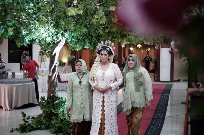 Hani & danu Akad Nikah by Our Wedding & Event Organizer - 006