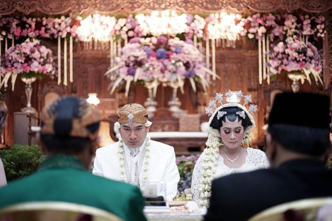 Hani & danu Akad Nikah by Our Wedding & Event Organizer - 008