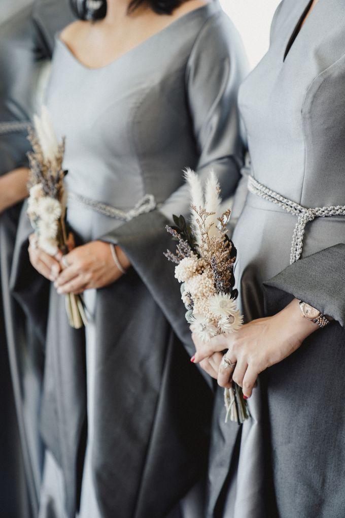 Joseph & Nadine Wedding by Hilda by Bridestory - 014