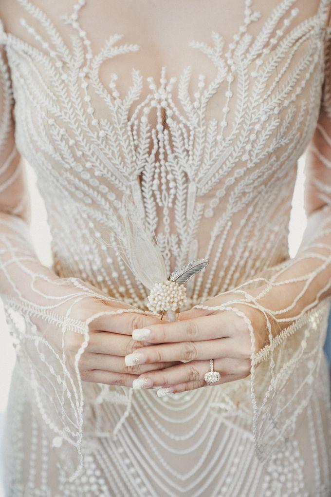 Joseph & Nadine Wedding by Hilda by Bridestory - 013