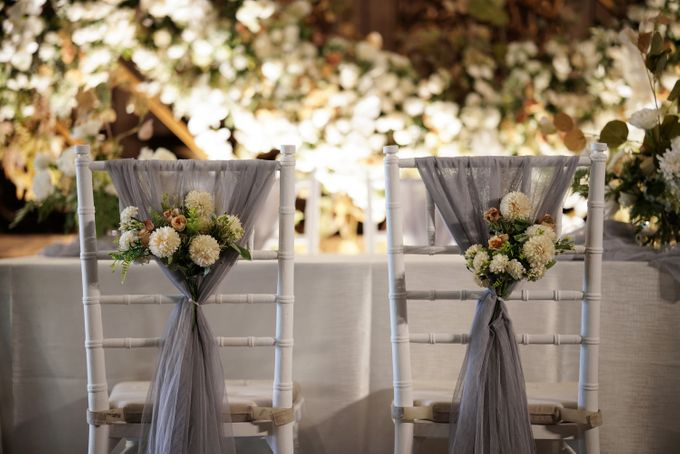 Toby & Tami Wedding At Kembang Goela by Fiori.Co - 006