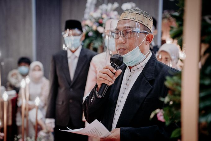 Wedding Planner for Irwan and Vickya by Double Happiness Wedding Organizer - 016