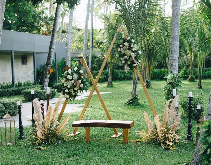 Rita and Irvan Wedding Decorations by Bali Wonderful Decor - 013