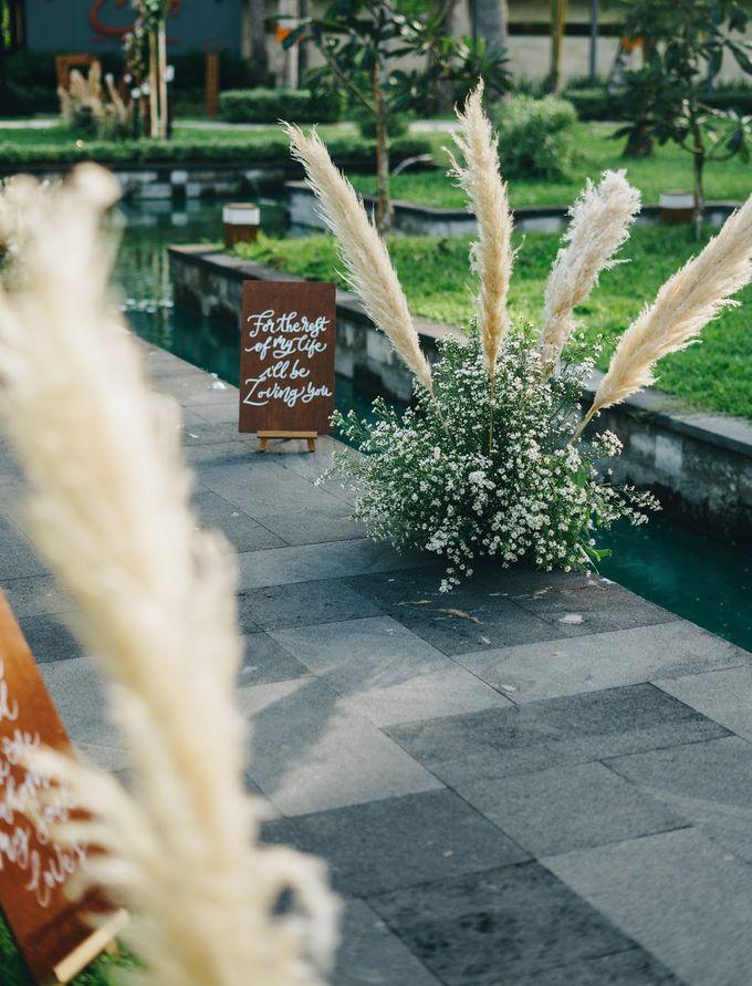 Rita and Irvan Wedding Decorations by Bali Wonderful Decor - 015