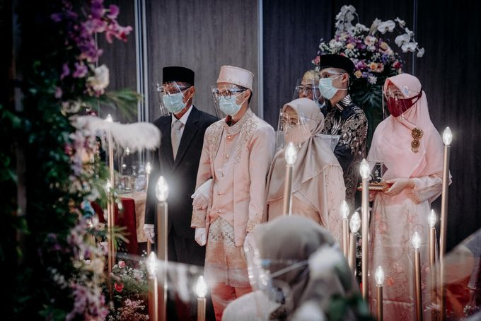 Wedding Planner for Irwan and Vickya by Double Happiness Wedding Organizer - 019