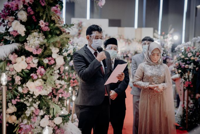 Wedding Planner for Irwan and Vickya by Double Happiness Wedding Organizer - 020