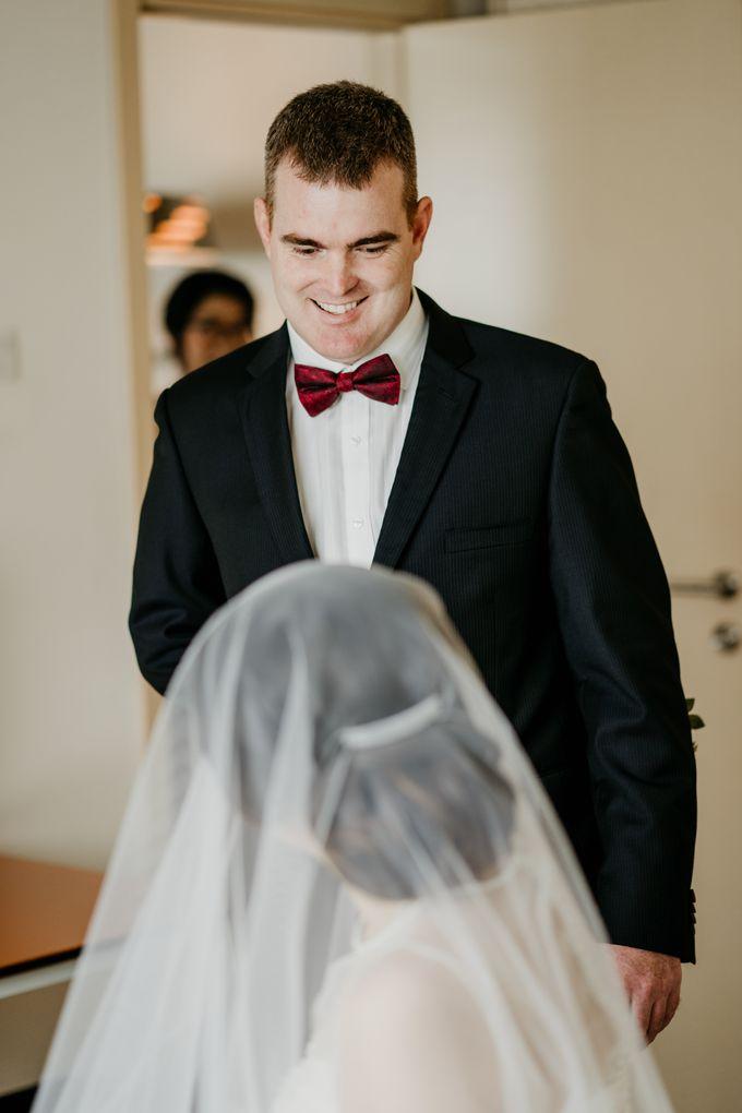The Wedding of Clint & Cerrisa by Memoira Studio - 029