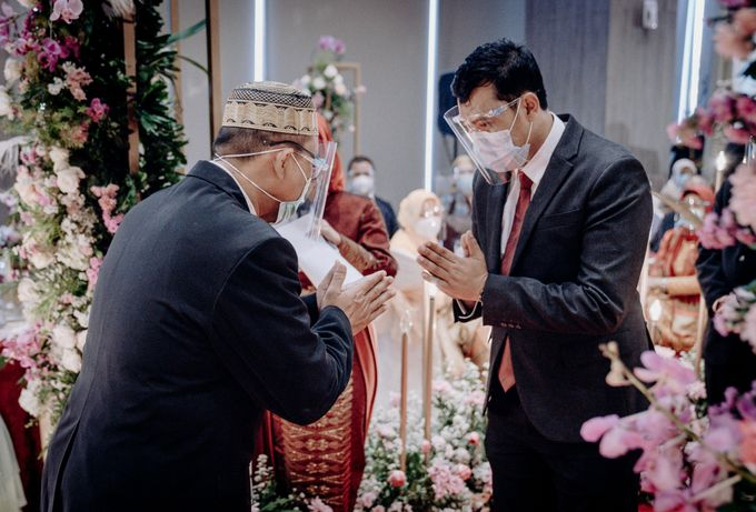Wedding Planner for Irwan and Vickya by Double Happiness Wedding Organizer - 021