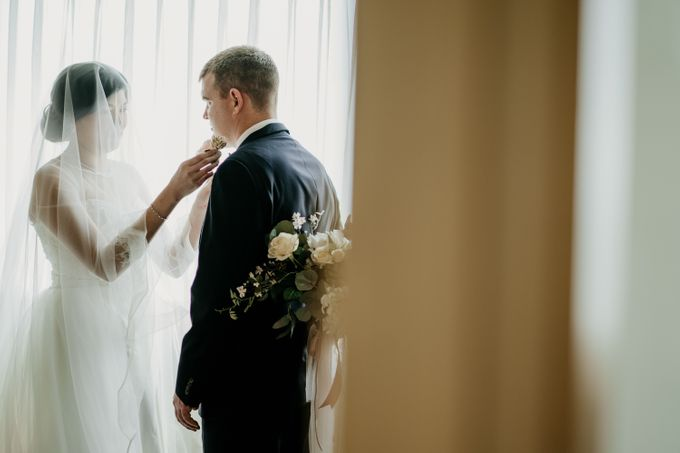 The Wedding of Clint & Cerrisa by Memoira Studio - 030