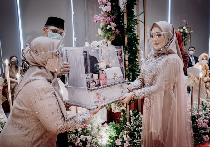 Wedding Planner for Irwan and Vickya by Double Happiness Wedding Organizer - 022