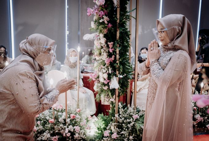 Wedding Planner for Irwan and Vickya by Double Happiness Wedding Organizer - 023