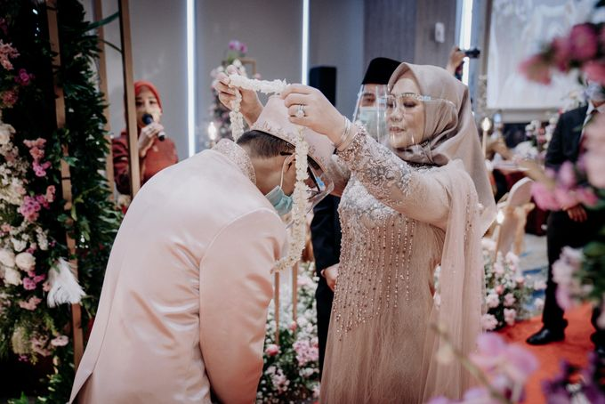 Wedding Planner for Irwan and Vickya by Double Happiness Wedding Organizer - 024