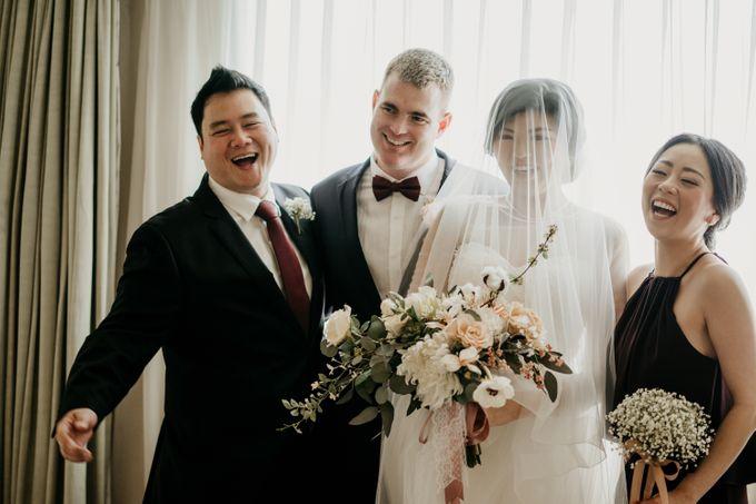 The Wedding of Clint & Cerrisa by Memoira Studio - 036
