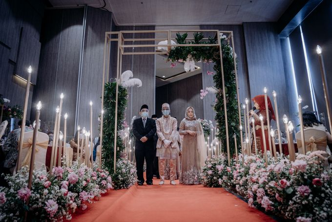 Wedding Planner for Irwan and Vickya by Double Happiness Wedding Organizer - 025