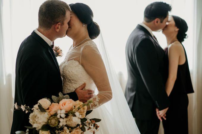 The Wedding of Clint & Cerrisa by Memoira Studio - 037