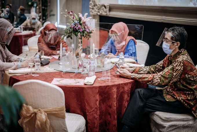 Wedding Planner for Irwan and Vickya by Double Happiness Wedding Organizer - 027