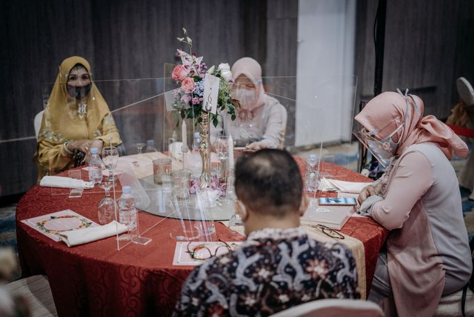 Wedding Planner for Irwan and Vickya by Double Happiness Wedding Organizer - 028