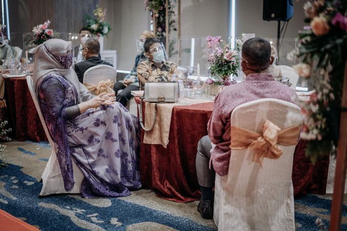 Wedding Planner for Irwan and Vickya by Double Happiness Wedding Organizer - 029