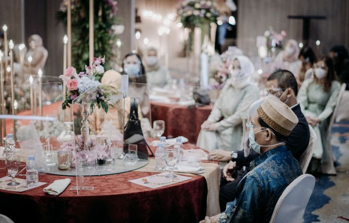 Wedding Planner for Irwan and Vickya by Double Happiness Wedding Organizer - 030