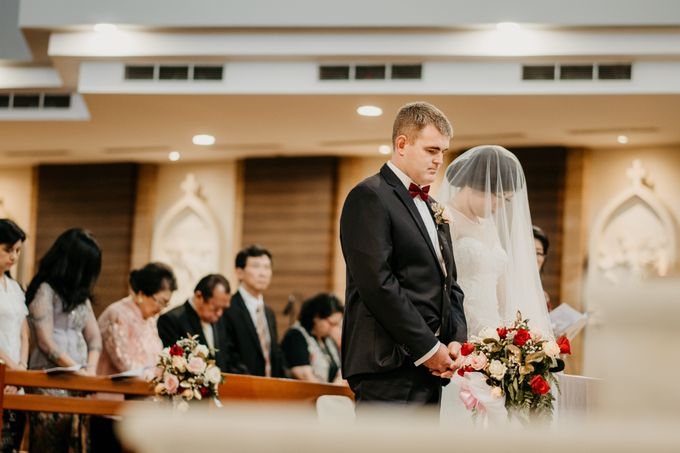 The Wedding of Clint & Cerrisa by Memoira Studio - 041