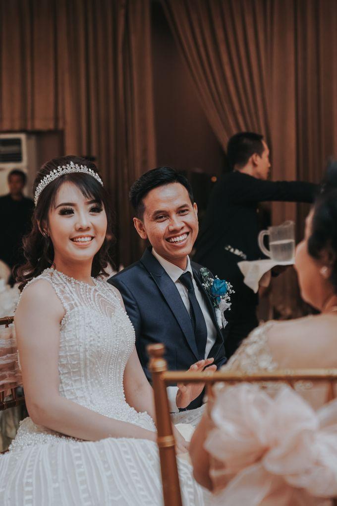 Wedding of Margaretha & Purwo Adi by Ariel Photography - 024