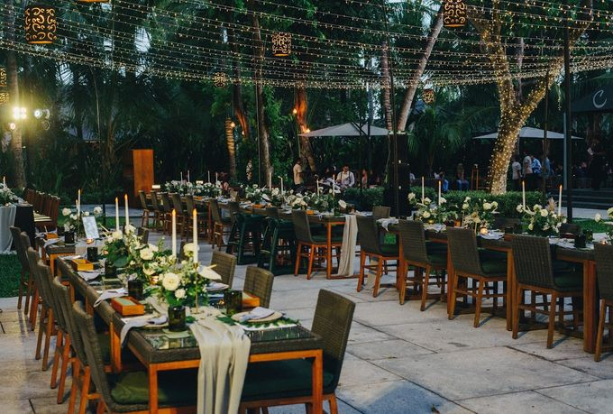Rita and Irvan Wedding Decorations by Bali Wedding Atelier - 025
