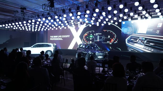 All-new BMW X5 Launch by The Fifth at Rockwell - 005