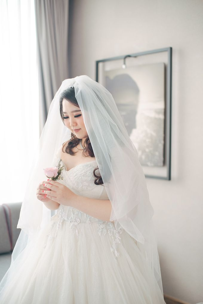 Love is a song that never ends ❤ by Gorgeous Bridal Jakarta - 016