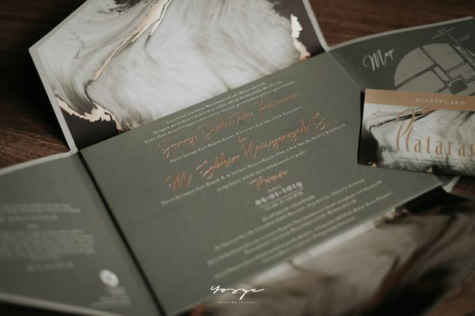 MARRIAGE CEREMONY by Yosye Wedding Journal - 046