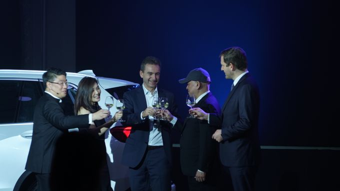 All-new BMW X5 Launch by The Fifth at Rockwell - 044