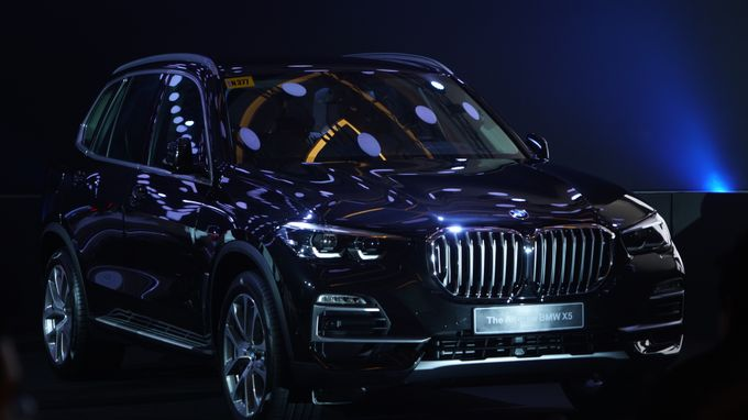All-new BMW X5 Launch by The Fifth at Rockwell - 034