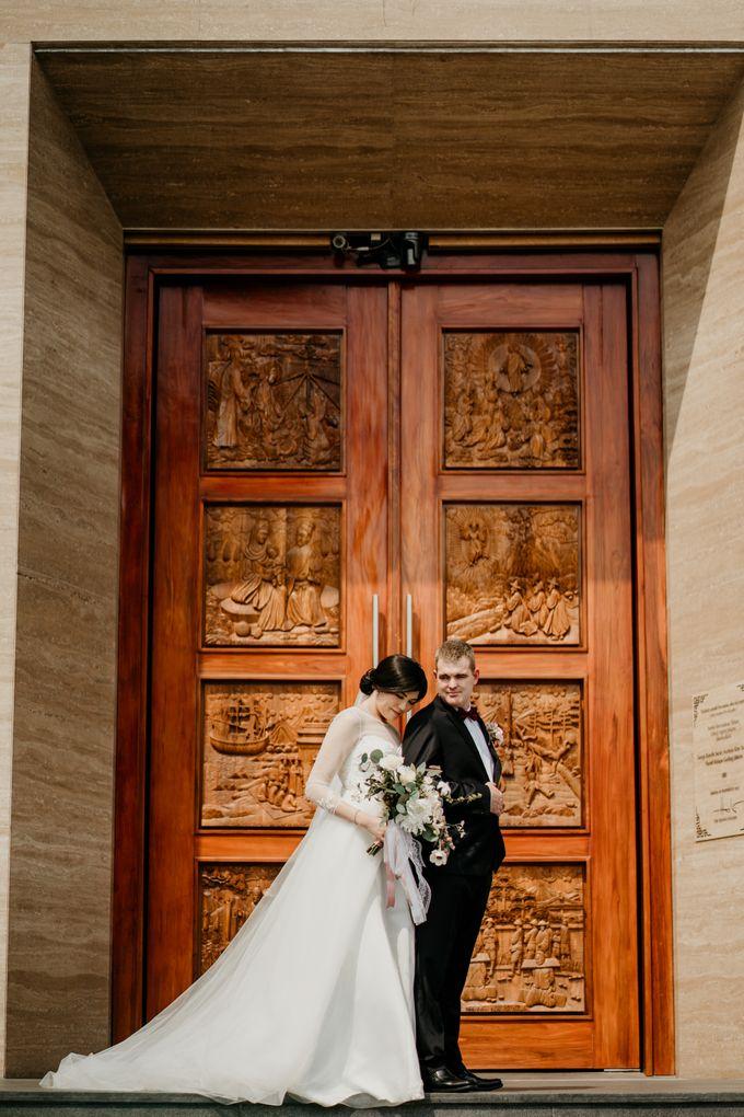 The Wedding of Clint & Cerrisa by Memoira Studio - 046