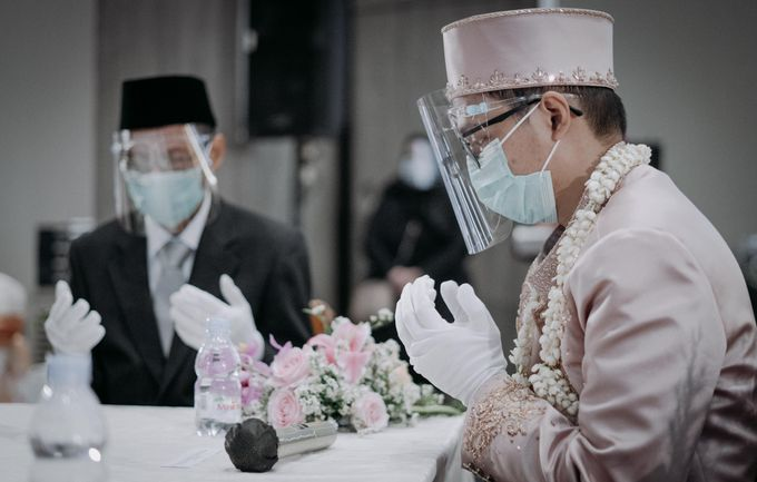 Wedding Planner for Irwan and Vickya by Double Happiness Wedding Organizer - 033