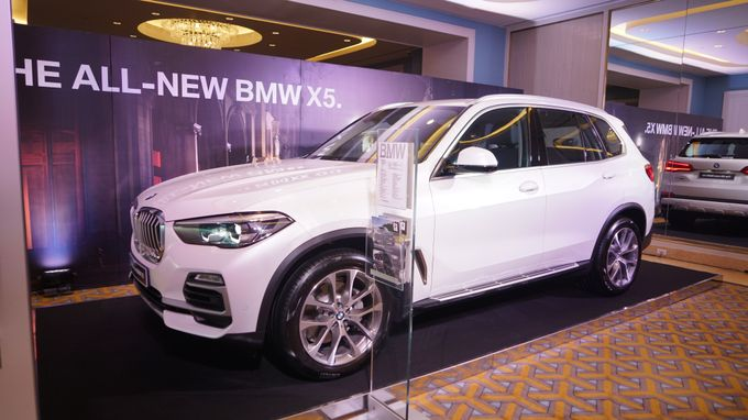 All-new BMW X5 Launch by The Fifth at Rockwell - 004
