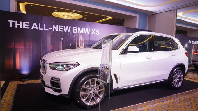 All-new BMW X5 Launch by The Fifth at Rockwell - 013