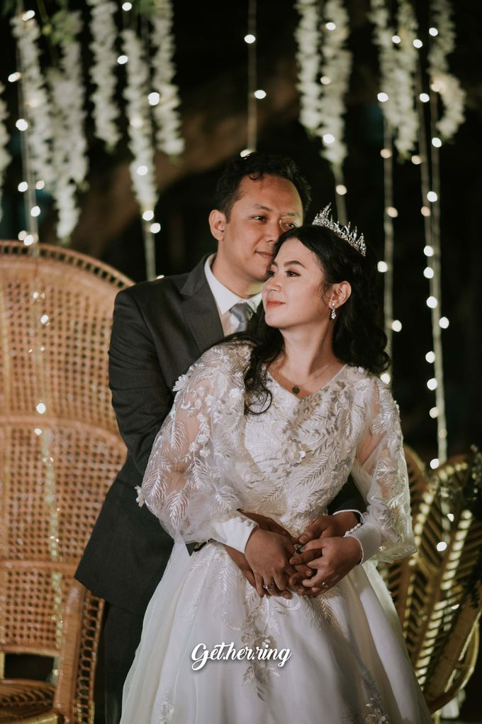 Mely & Hamzah Wedding by Get Her Ring - 016