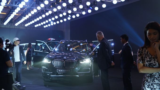 All-new BMW X5 Launch by The Fifth at Rockwell - 011