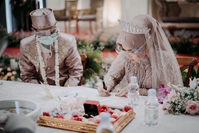 Wedding Planner for Irwan and Vickya by Double Happiness Wedding Organizer - 034