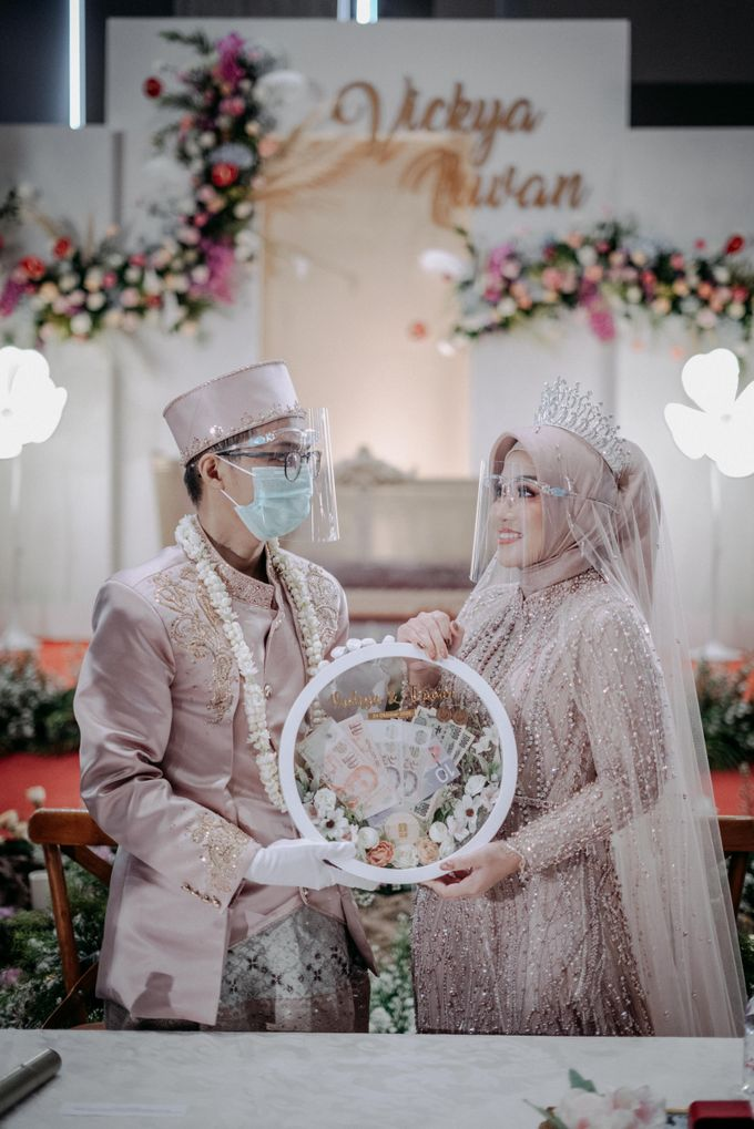 Wedding Planner for Irwan and Vickya by Double Happiness Wedding Organizer - 001