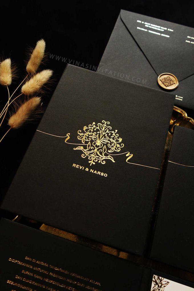 Revi & Narso by Vinas Invitation - 002