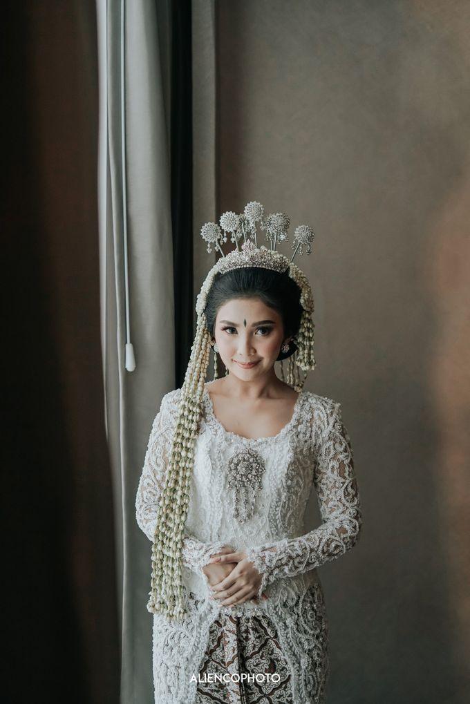 GEDUNG ANTAM WEDDING OF WINNIE & ANAS by alienco photography - 045