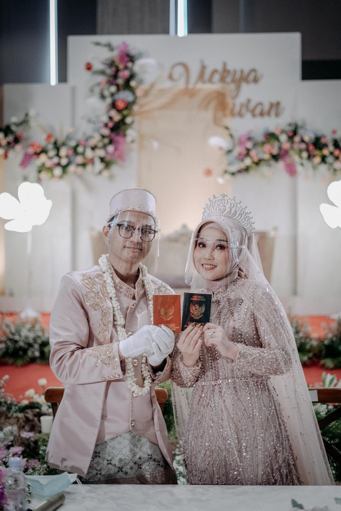 Wedding Planner for Irwan and Vickya by Double Happiness Wedding Organizer - 035
