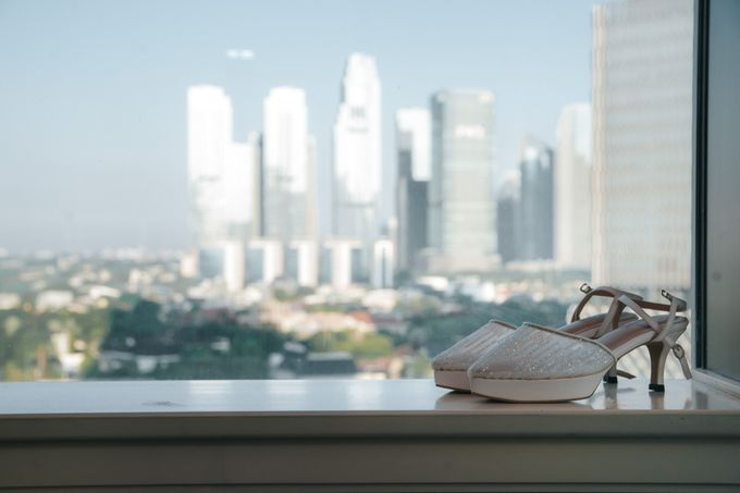 Evelyn & Jossy Wedding Preparation at Four Season Hotel by GoFotoVideo - 023