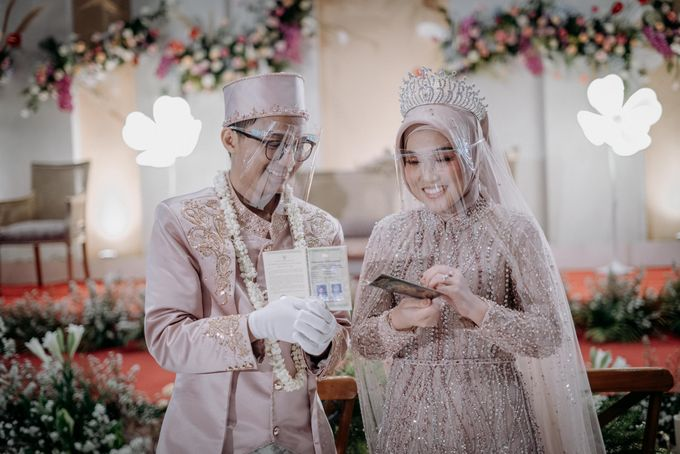 Wedding Planner for Irwan and Vickya by Double Happiness Wedding Organizer - 036