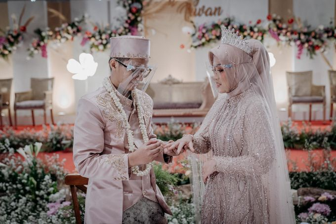 Wedding Planner for Irwan and Vickya by Double Happiness Wedding Organizer - 037