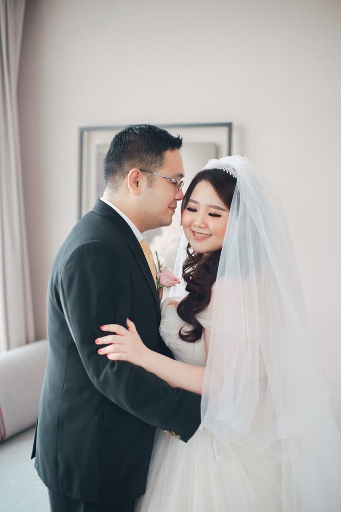 Love is a song that never ends ❤ by Gorgeous Bridal Jakarta - 010