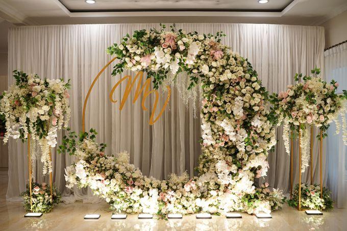 Michael & Valenta Wedding by Fiori.Co - 001