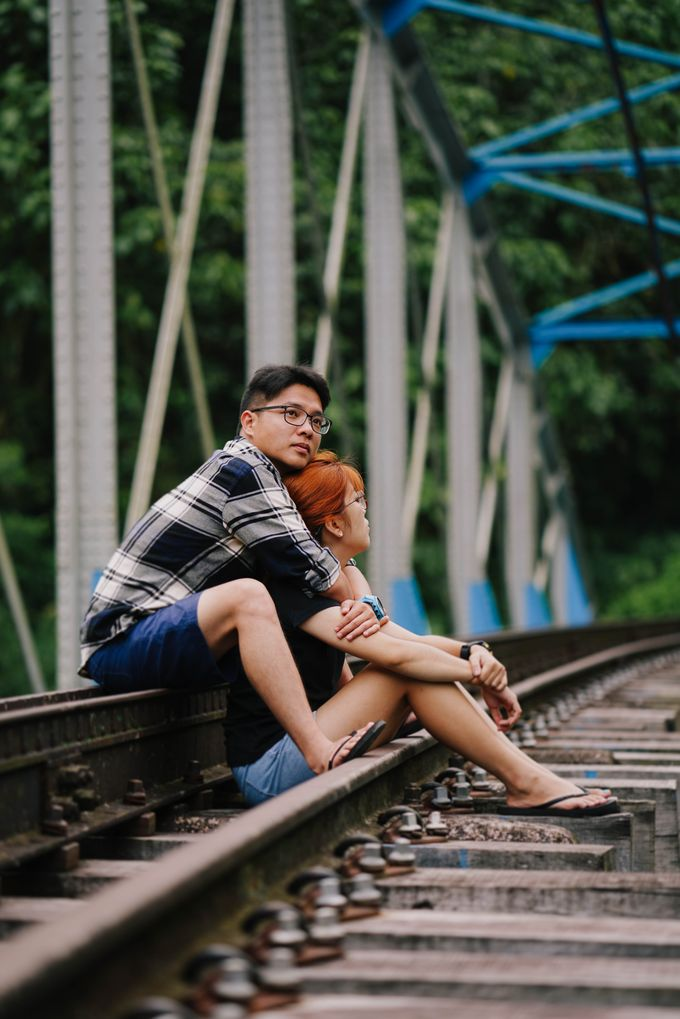 Moment Session of Ricky & Veron by Tandhakala - 001