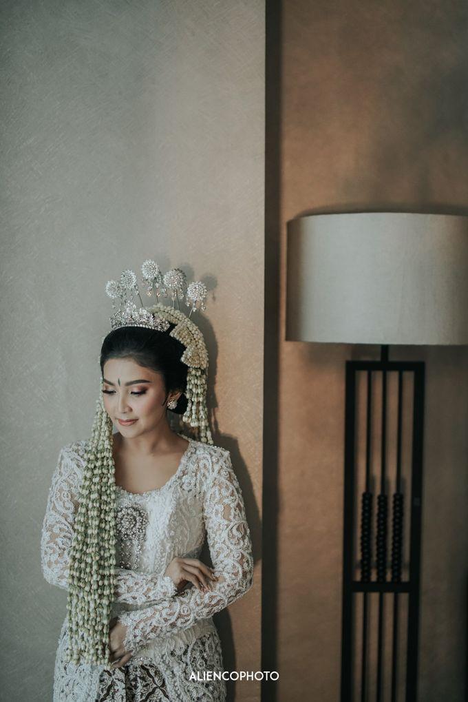 GEDUNG ANTAM WEDDING OF WINNIE & ANAS by alienco photography - 048