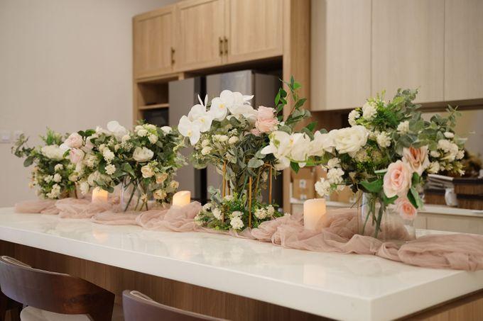 Michael & Valenta Wedding by Fiori.Co - 004
